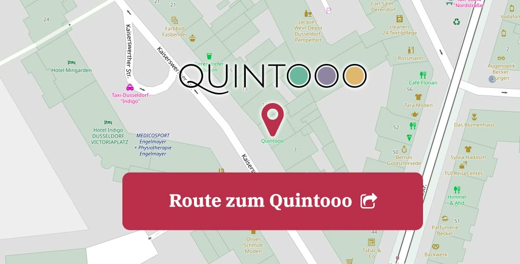 Route zum Quintooo