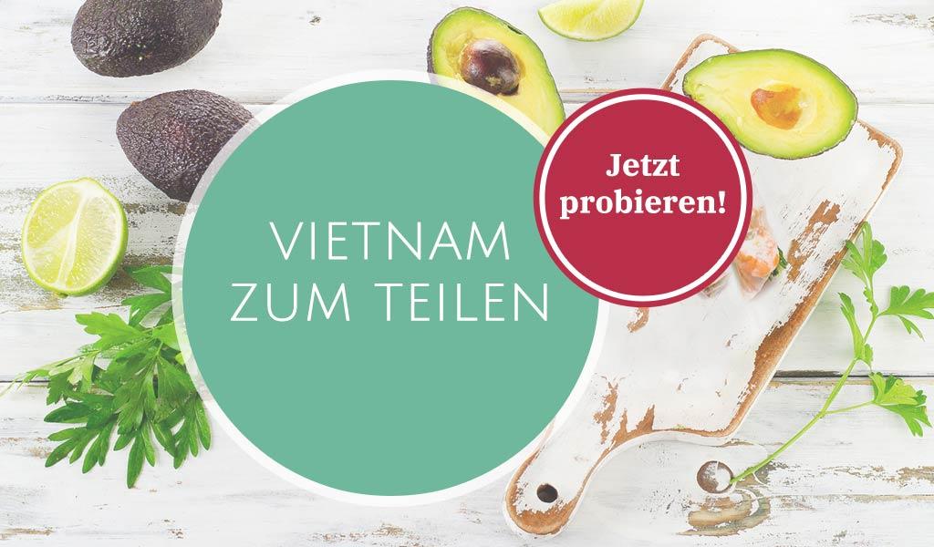 Vietnam zum Teilen